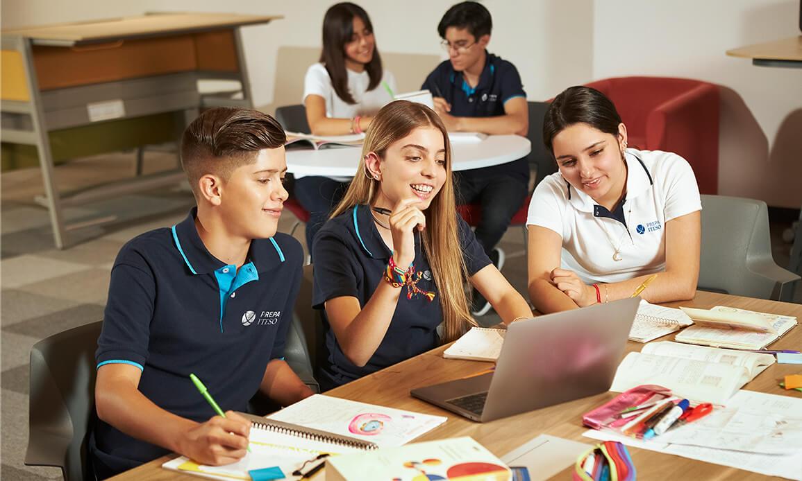 Los cuatro principos de nuestra filosófia educativa